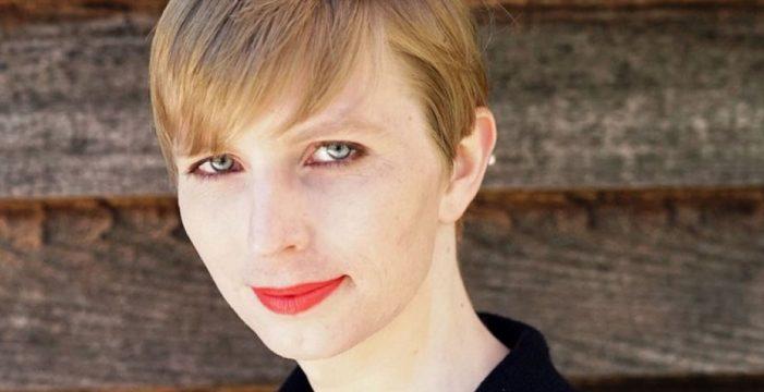 Chelsea Manning presenta su candidatura al Senado de EEUU