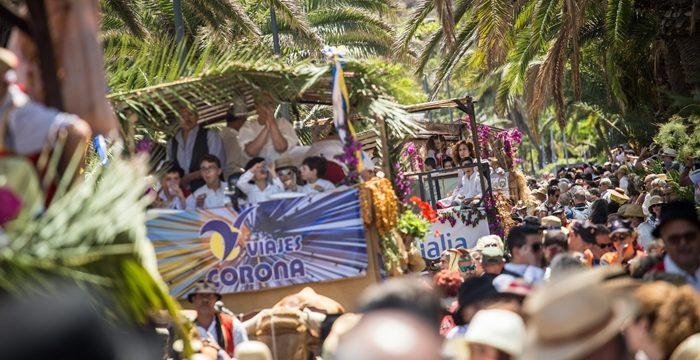 Unas 5.000 personas disfrutan del Paseo Romero
