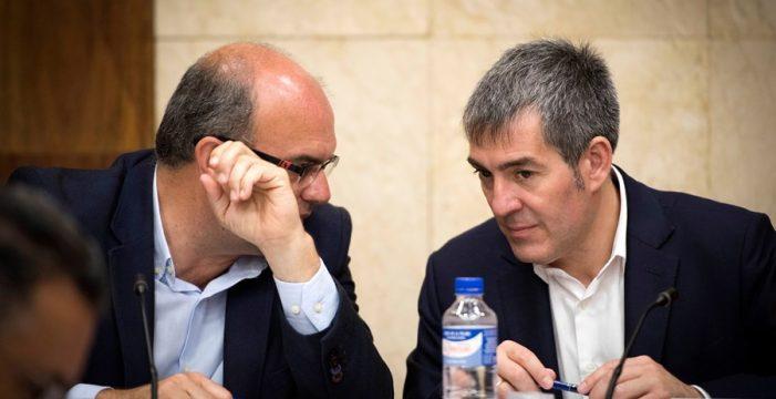 Anselmo Pestana se desmarca de la reunión entre Clavijo y los alcaldes y pide un encuentro bilateral