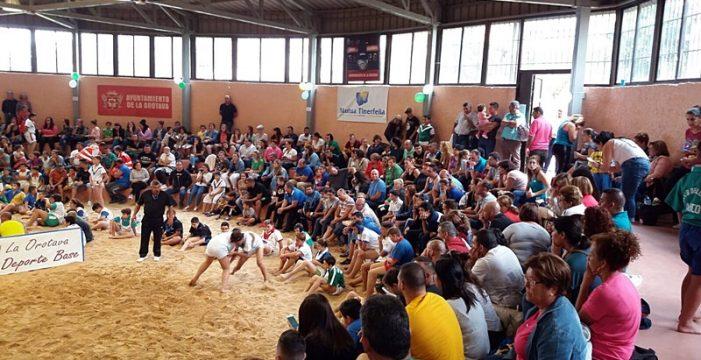 Notable éxito del II Campeonato individual Villa de la Orotava de base