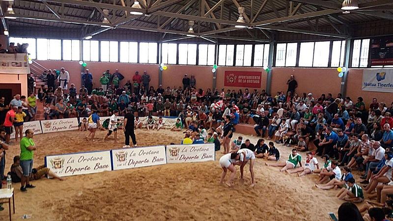 Campeonato Villa de la Orotava prebenjamin benjamin alevin (2)