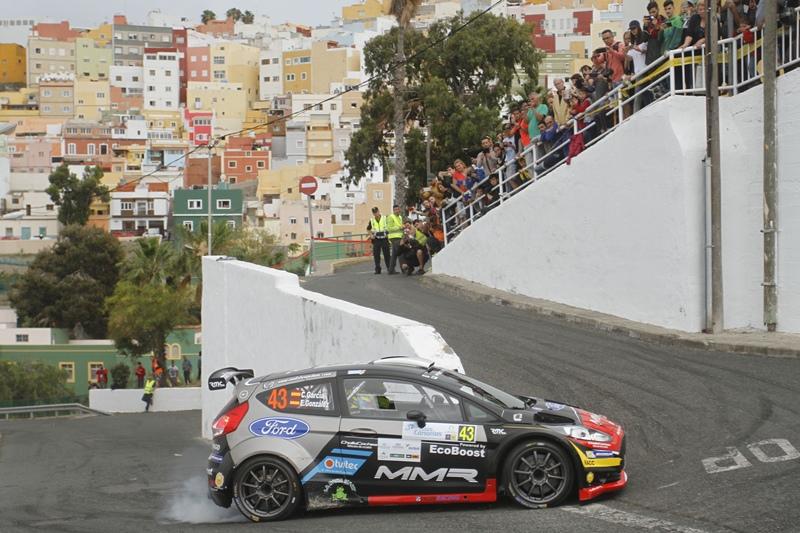 Cristian Garcia Rally Islas Canarias 4