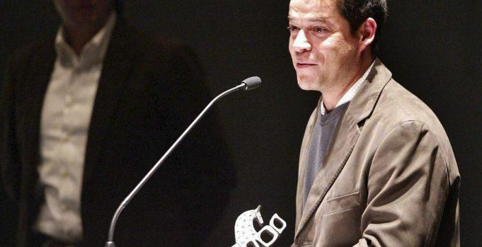 El Festivalito distinguirá a Jorge Sanz con su máximo galardón, la Estrella Polar