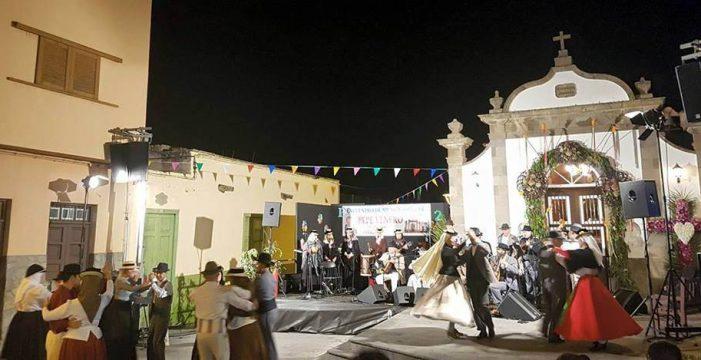 El enrame de las Fiestas de Mayo moviliza a 23 colectivos vecinales de Granadilla