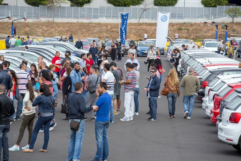 Feria vehiculos ocasión Avis Canarias 2016