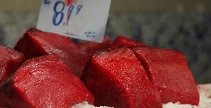 Sanidad recomienda no consumir atún fresco comprado entre el 25 de abril y 5 de mayo