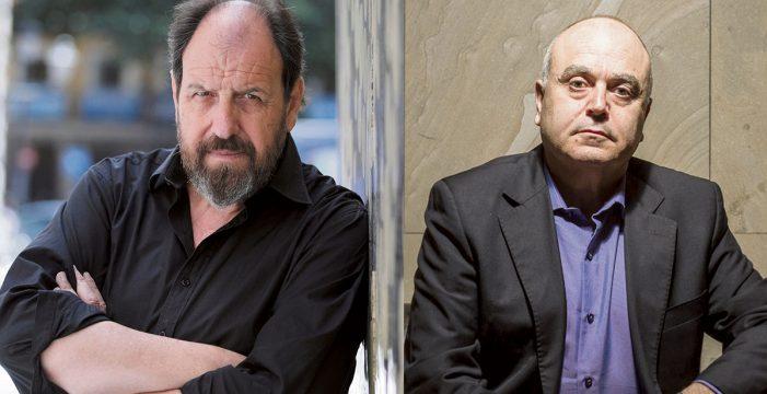 Josep Maria Pou y Juan José Afonso debaten en CajaCanarias