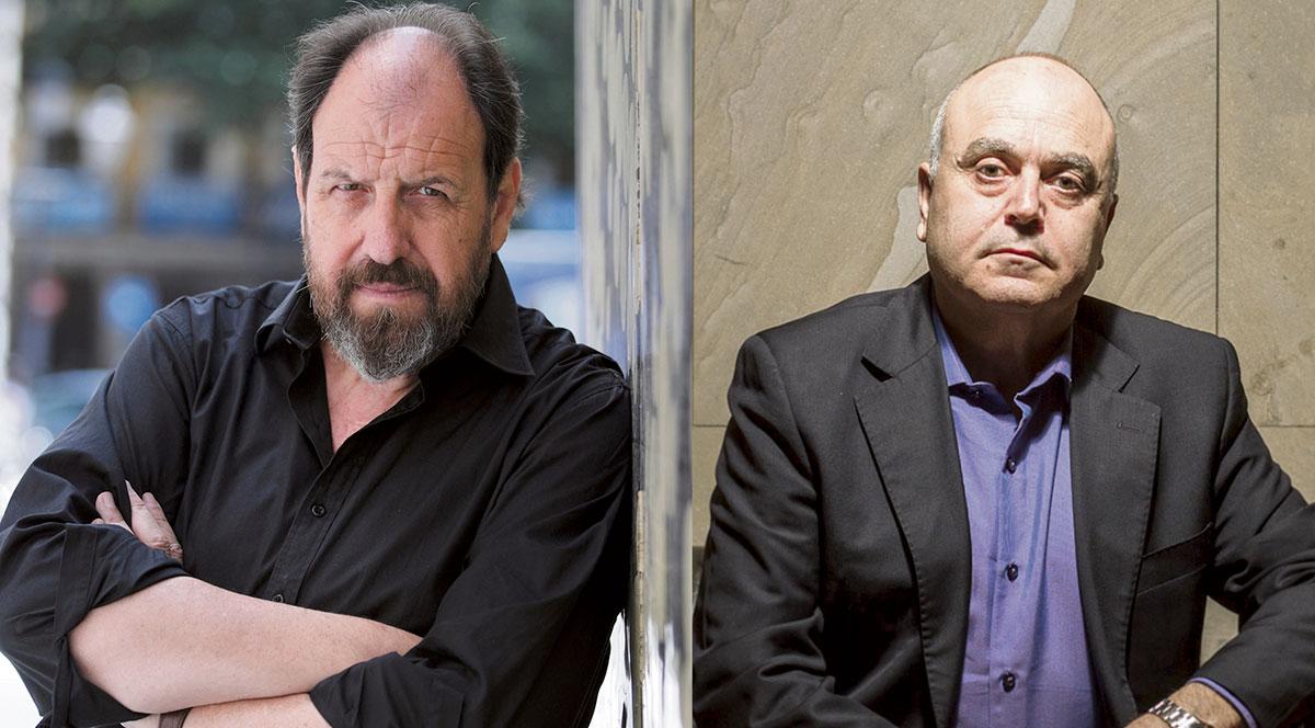 Josep Maria Pou y Juan José Afonso