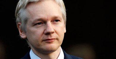 Julian Assange, fundador de Wikileaks. DA