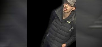 La Policía británica difunde una foto del terrorista suicida de Mánchester