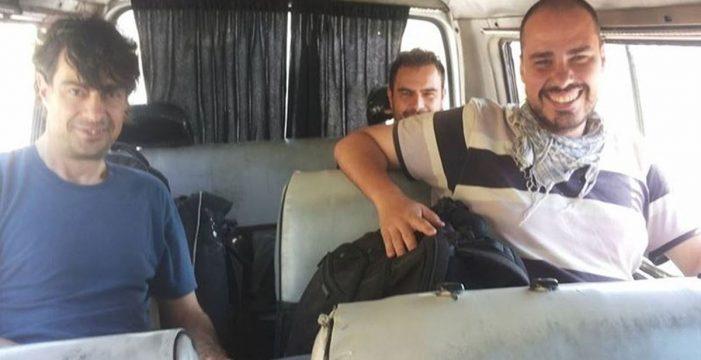 """Un periodista habla sobre su secuestro por Al Qaeda: """"El traductor nos vendió"""""""