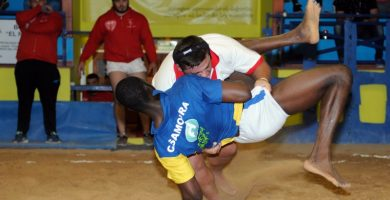 Lucha Canaria Guamasa Tijarafe
