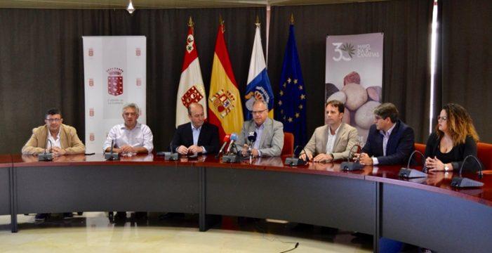 La Gomera se prepara para la celebración de la Luchada Institucional Día de Canarias