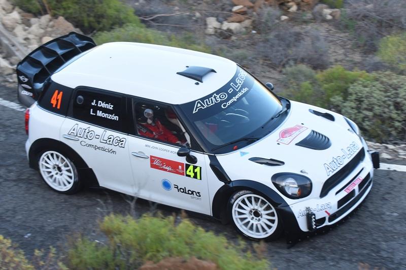 Luis Monzon (Mini JCW WRC)