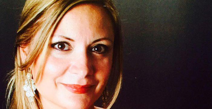 La periodista tinerfeña María Rozman, de nuevo nominada para un Emmy