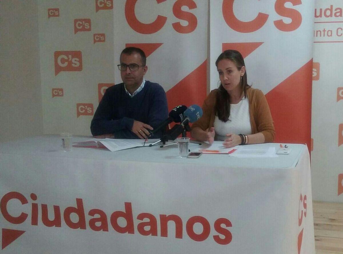 Mariano Cejas y Melisa Rodríguez. / DA