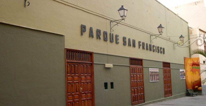 Las obras de reforma del Parque de San Francisco comienzan a finales de junio
