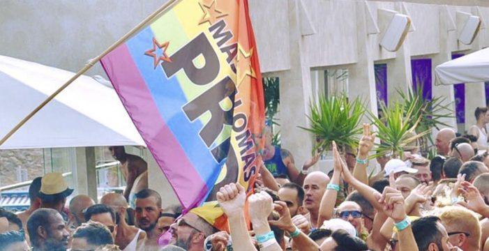 Maspalomas luce su Orgullo como sede de libertad y muestra de tolerancia LGTB