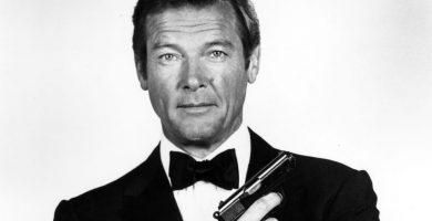 Fallece el actor Roger Moore, agente 007 James Bond