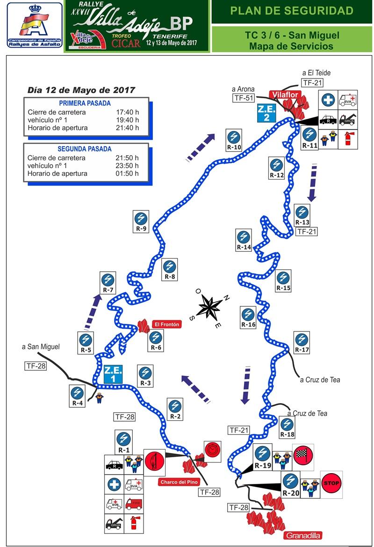 TC 3-6 San Miguel Rally Villa de Adeje BP Tenerife Trofeo Cicar