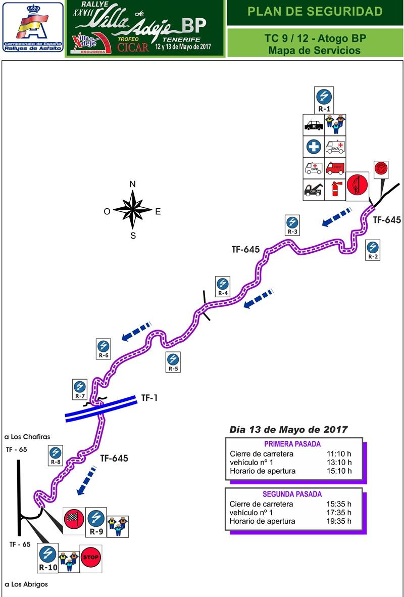 TC 9-12 Atogo Rally Villa de Adeje BP Tenerife Trofeo Cicar