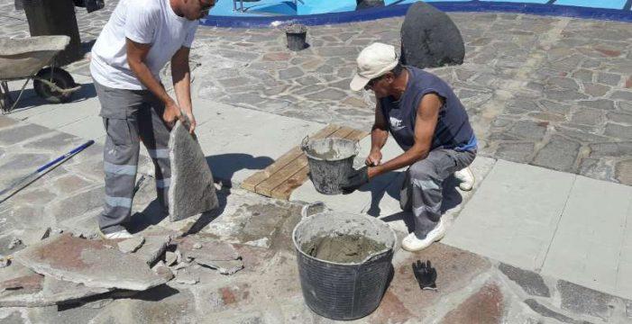 Reabierta la piscina municipal de Candelaria