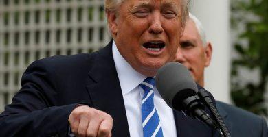 Uno de cada ocho votantes de Trump asegura que ahora no le respaldaría
