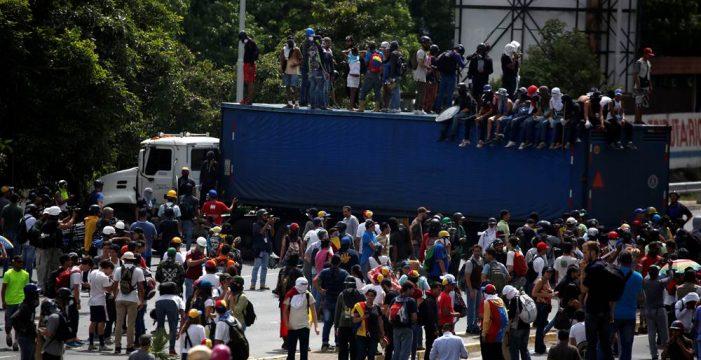 La muerte de un menor en Barinas eleva a más de 40 los fallecidos en las protestas en Venezuela