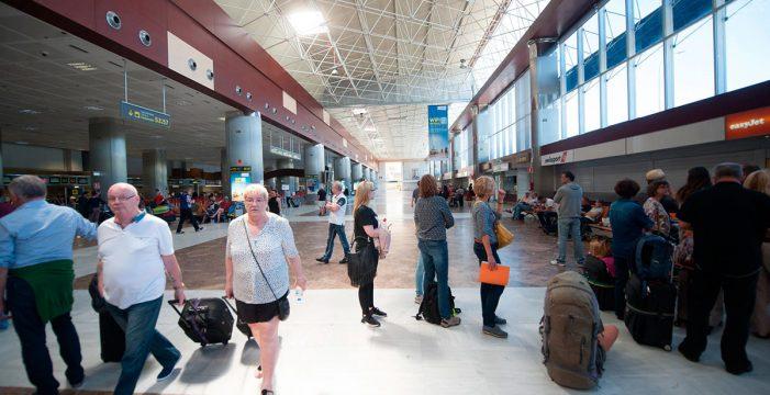 AENA garantiza la operatividad del aeropuerto Tenerife Sur con las inversiones