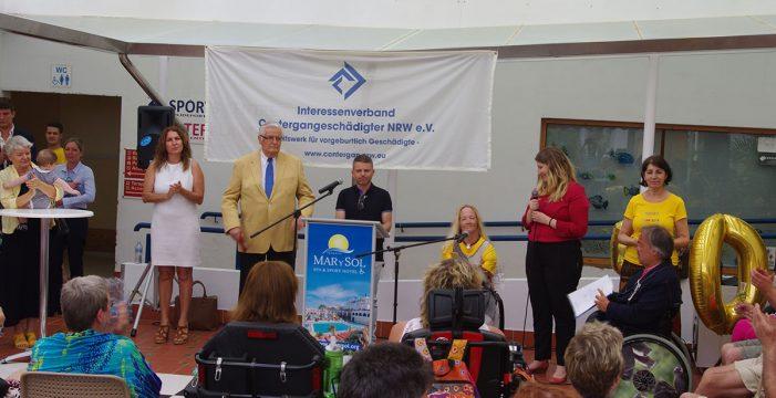 Arona acoge el III Congreso Mundial de Afectados por la Talidomina