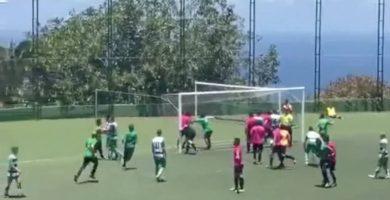 Dos jugadores del Atlético Pinar suspendidos 2 y 4 años por agresión arbitral