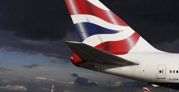 Las cancelaciones de British Airways afectan a los aeropuertos de Tenerife Sur y Lanzarote