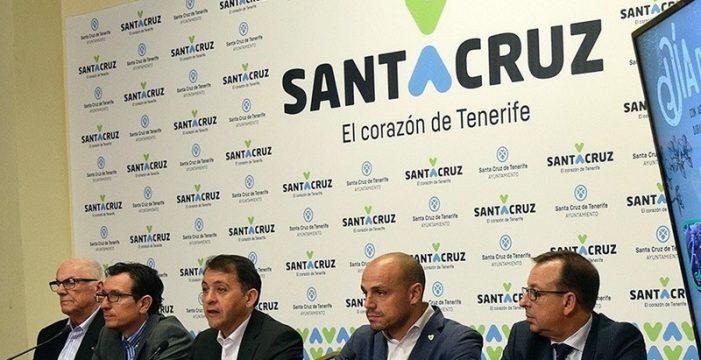 Santa Cruz de Tenerife celebra el 'Día de Canarias' con diferentes actos