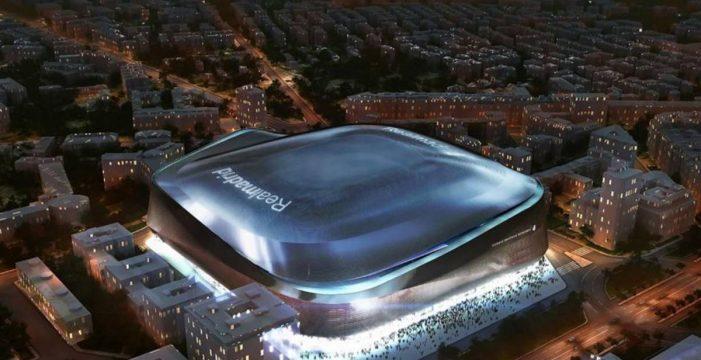 El Ayuntamiento da luz verde a la remodelación del Bernabéu y entorno
