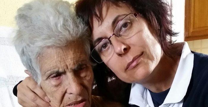 Sin respuesta frente a una necesidad asistencial para una enferma de alzhéimer