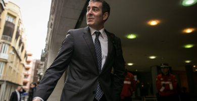 """Clavijo ve """"complicado"""" hablar del caso Grúas mientras no termine la instrucción"""