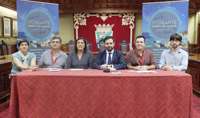 Más de 200 voces infantiles y adultas se dan cita en el festival Corearte