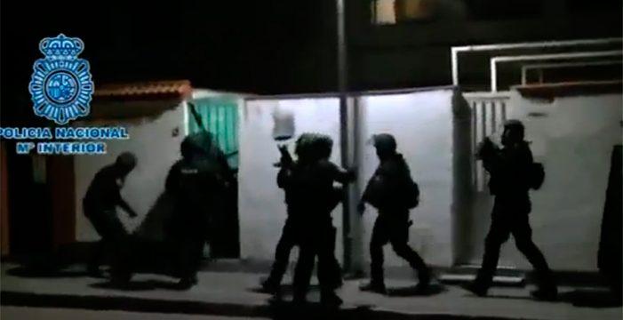 Detenidos en Madrid dos marroquíes susceptibles de convertirse en terroristas suicidas