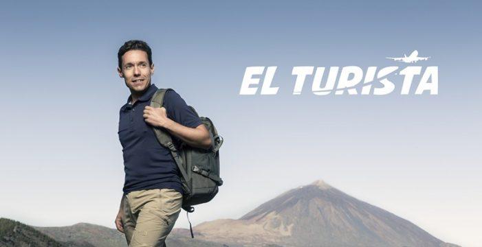 César Sar llega a la televisión estadounidense como 'El Turista'