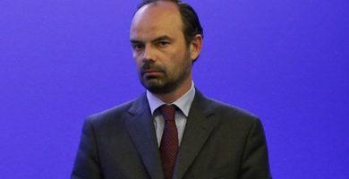 Édouard Philippe, nuevo primer ministro. REUTERS/Philippe Wojazer