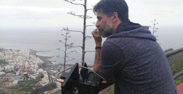 El ganador de un Goya, José Pozo, rodará en La Palma su próxima película
