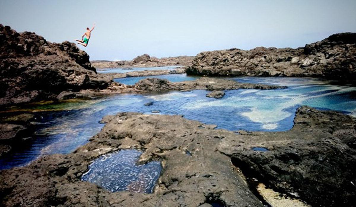 las diez piscinas naturales m s impresionantes de espa a