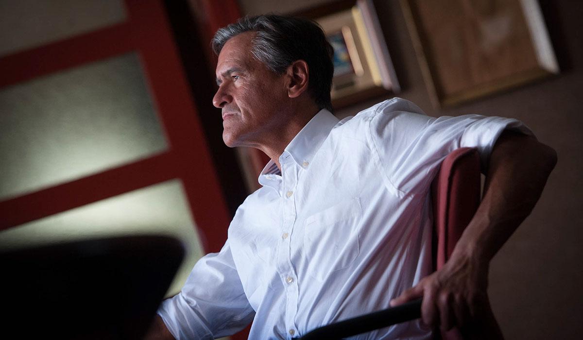 Juan Fernando López Aguilar, eurodiputado socialista canario. Fran Pallero