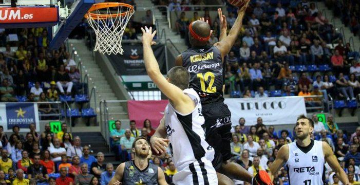 El Iberostar Tenerife terminó ganando al Bilbao pero con sufrimiento