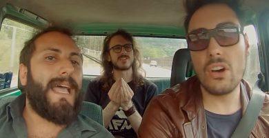 El vídeo viral de tres amigos italianos que odian y aman el 'Despacito'