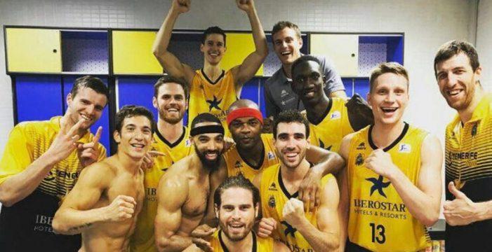 El Iberostar Tenerife consigue una victoria histórica en Barcelona