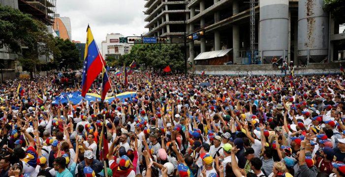 La UE espera abrir oficina humanitaria en Caracas y anuncia una ayuda urgente de cinco millones