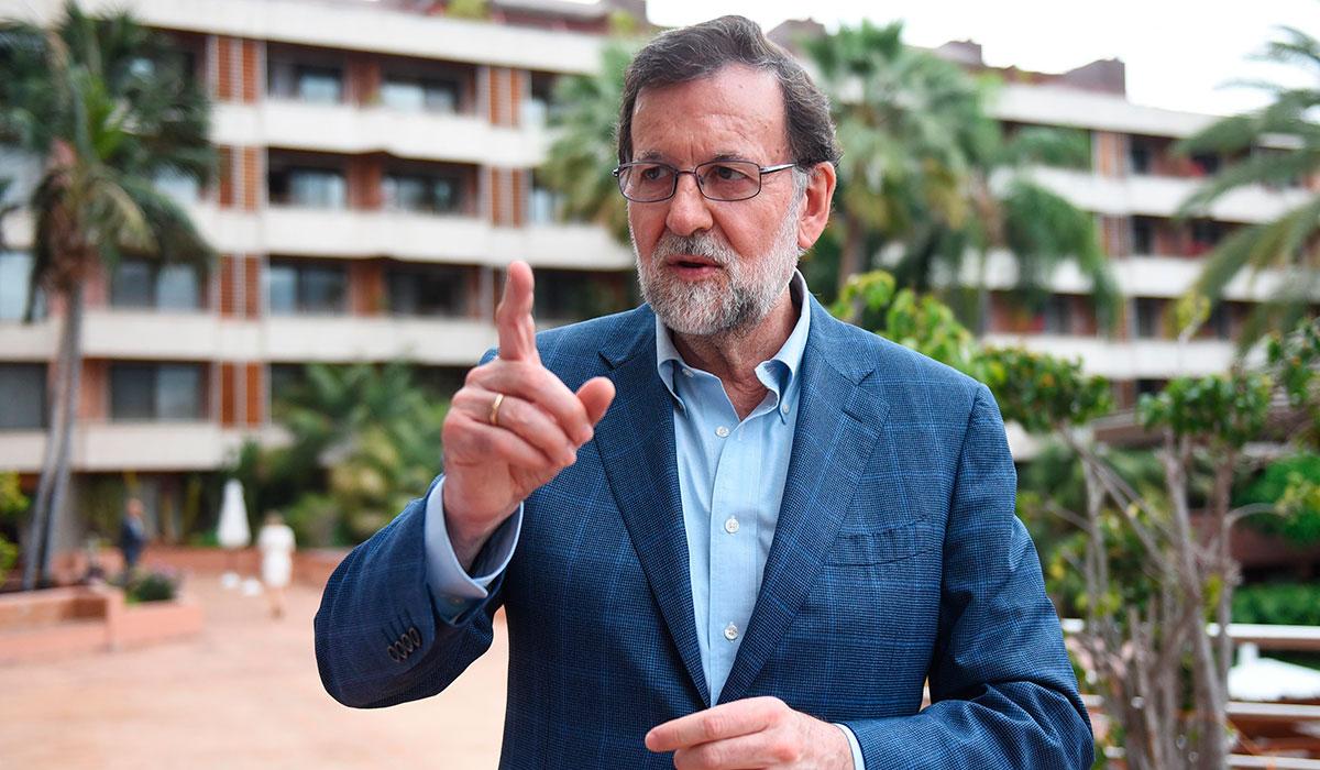 MARIANO RAJOY ENTREVISTA DIARIO DE AVISOS