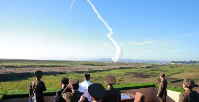 Corea del Norte lanza un misil balístico que sobrevuela Japón e impacta al este de Hokkaido