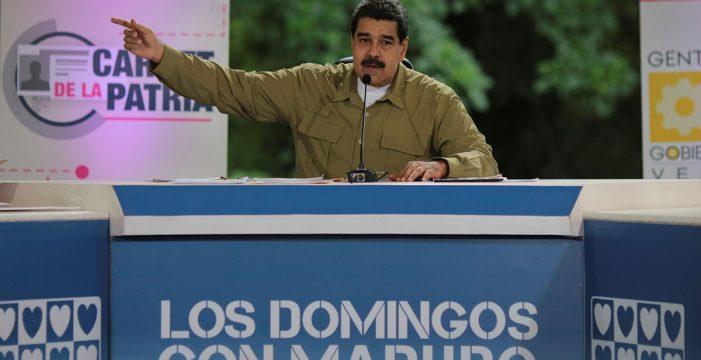 """Maduro: """"Colombia lo que necesita es un Chávez"""""""